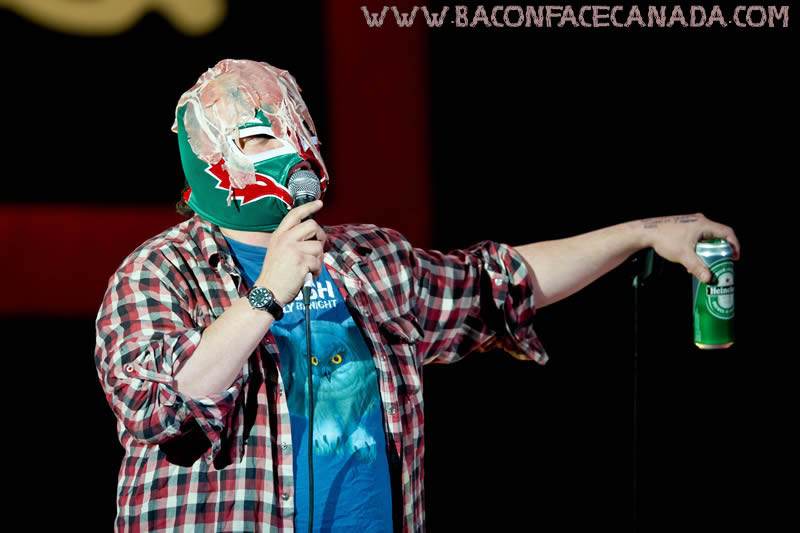 Baconface 2 Pic by Matt Crossick